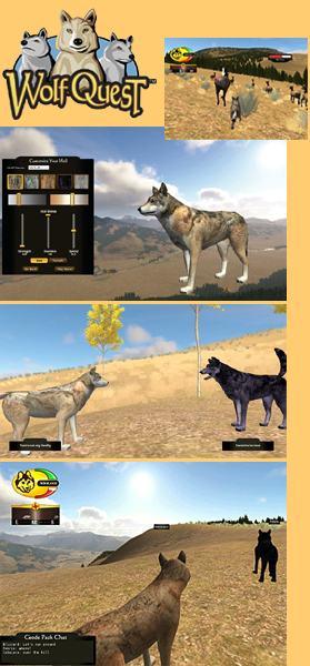 wolf quest kostenlos spielen