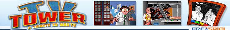 MAD TV - Das Simulationsspiel vom Amiga für Windows als Vollversion