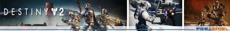 """Free-to-Play-Online-Shooter """"Destiny 2 - Kostenlos als Vollversion bei STEAM"""