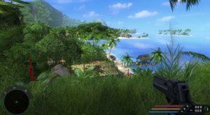 Screenshot vom Spiel Farcry