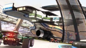 Screenshot Spieletest Trackmania Nations
