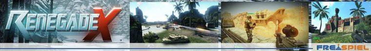 Renegade X - Command & Conquer als Ego-Shooter in bester 3D-Technik und unzähligen bekannten Maps und Fahrzeugen!