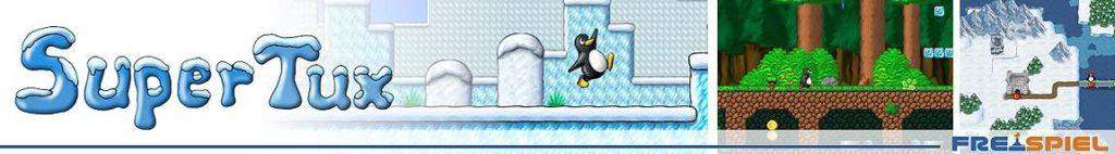 SuperTux - Das kostenlose Super-Mario Remake in der überarbeiteten Version mit vielen neuen Extras und Langzeitspielspaß!