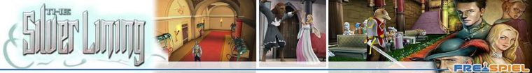 """e Silver Lining Episode I-IV. Das Gratis-Spiel """"The Silver Lining"""" führt Euch in die Welt von Daventry und lässt alte """"King's-Quest""""-Erinnerungen wieder aufleben"""