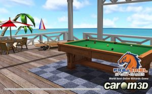 Billard Game Beach Test Dwonload