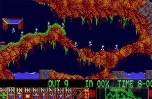 Lemmings Remake vom Amiga jetzt als Remake für Windows und MAC