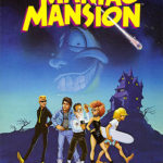Maniac Mansion Spiel Cover
