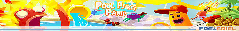 Pool Party Panic Screenshot