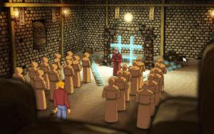 Baphomets Fluch und die Tempelritter