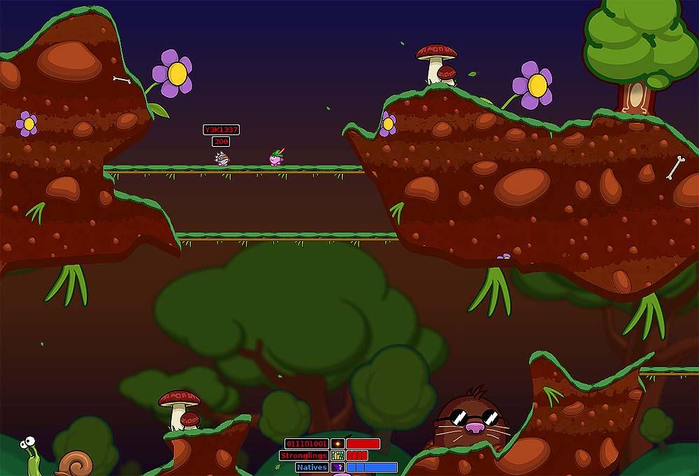 Worms Das Spiel
