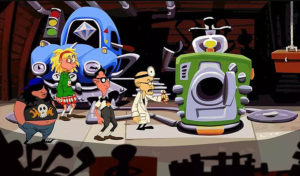 Day of the Tentacle Remake kostenlos