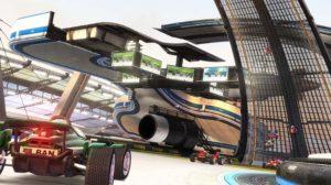 Screenshot Spieletest Trackmania Nations