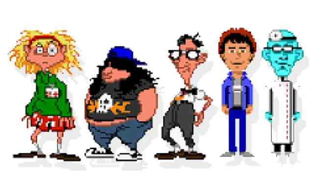 Lucas Arts / Lucas Film Games Special mit vielen kostenlosen Spielen zum Download wie Maniac Mansion, Zak Mc Kracken und weiteren Spielen aus den 90ér! Adventurespiele leben weiter!
