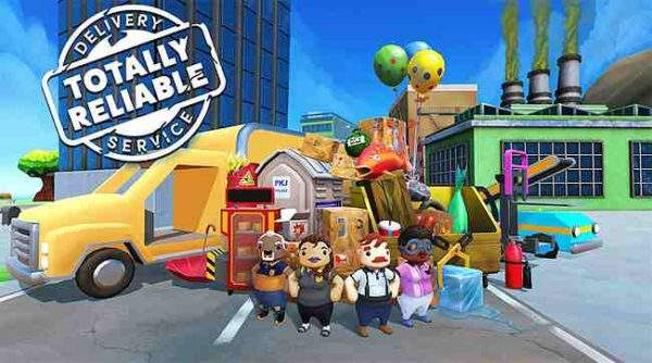Totally Reliable Delivery Service - Paketzusteller als Computerspiel (PC) kostenlos als Vollversion