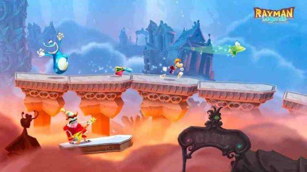 Rayman Legens kostenlos als Vollversion zum Download