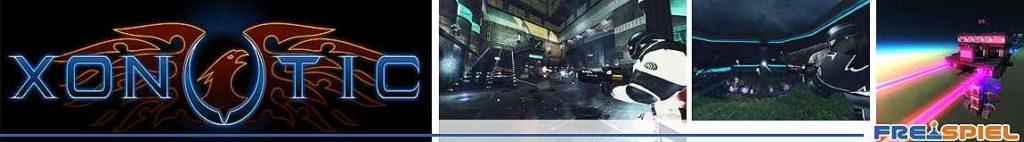 XONOTIC - kostenloser Multiplayer-Shooter auf Basis einer überarbeiteten Quake -Engine