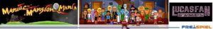 Über 100 neue Abenteuer erwarten euch in Maniac Mansion Mania! Dem Fangame großer Community!