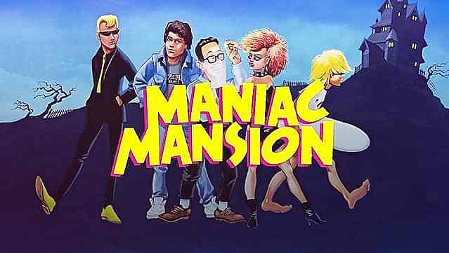 Maniac Mansion Special - Mit den besten Ramakes / Fangames von Maniac Mansion / Zak McKracken & Day of the Tentakel von Lukasfilm
