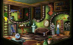Liebevoll, abwechslungsreiche & handgezeichnete Pixelgrafik überzeugt in Heroine's Quest: The Herald of Ragnarok