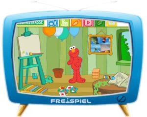 Kostenlose Spiele für Kinder findet ihr bei der Sesamstrasse